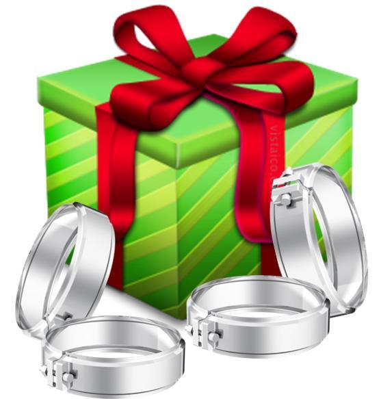 collier en cadeau