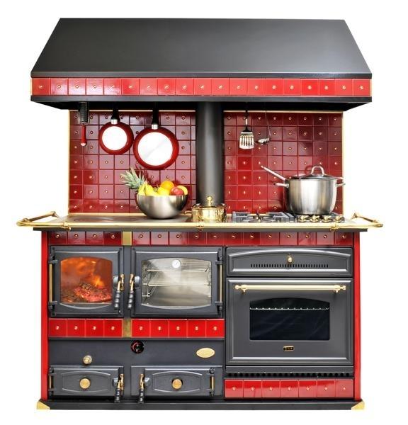 Thermo emmanuelle r f chauffage solutions chauffage central cuisini - Cuisiniere style ancien ...