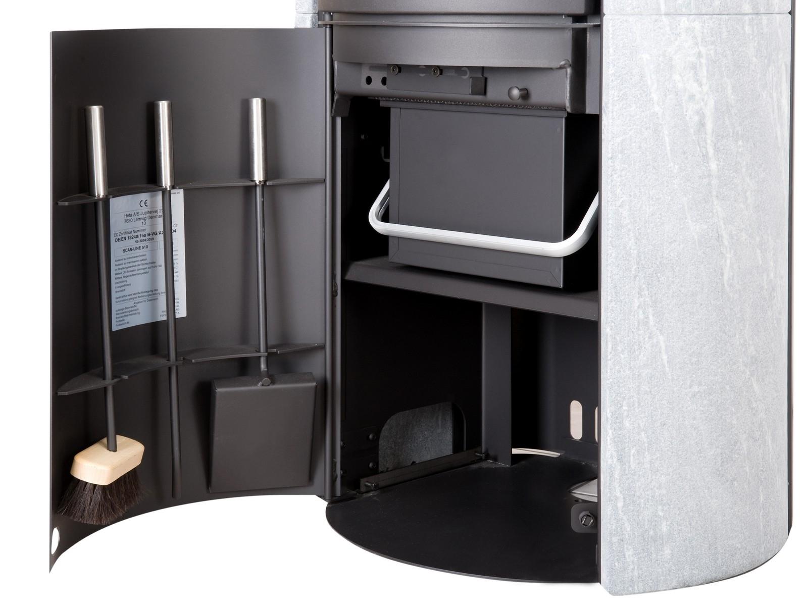 heta sl 820 r f chauffage po les bois standard. Black Bedroom Furniture Sets. Home Design Ideas