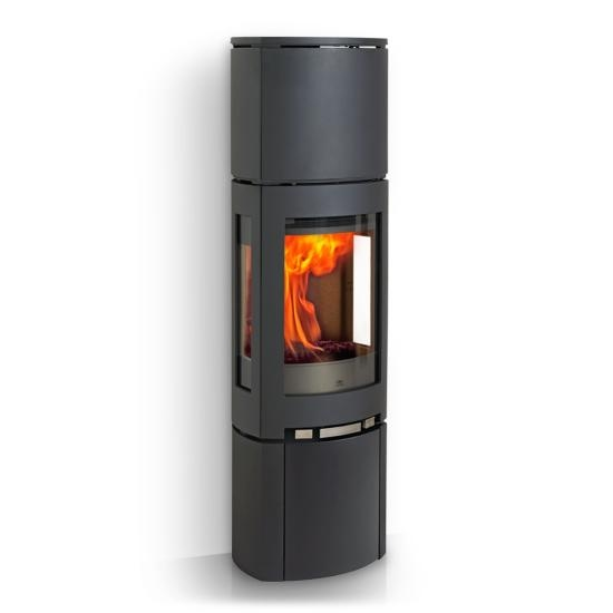 jotul f 371 high top r f chauffage po les bois po le bois tout fonte espace po le. Black Bedroom Furniture Sets. Home Design Ideas