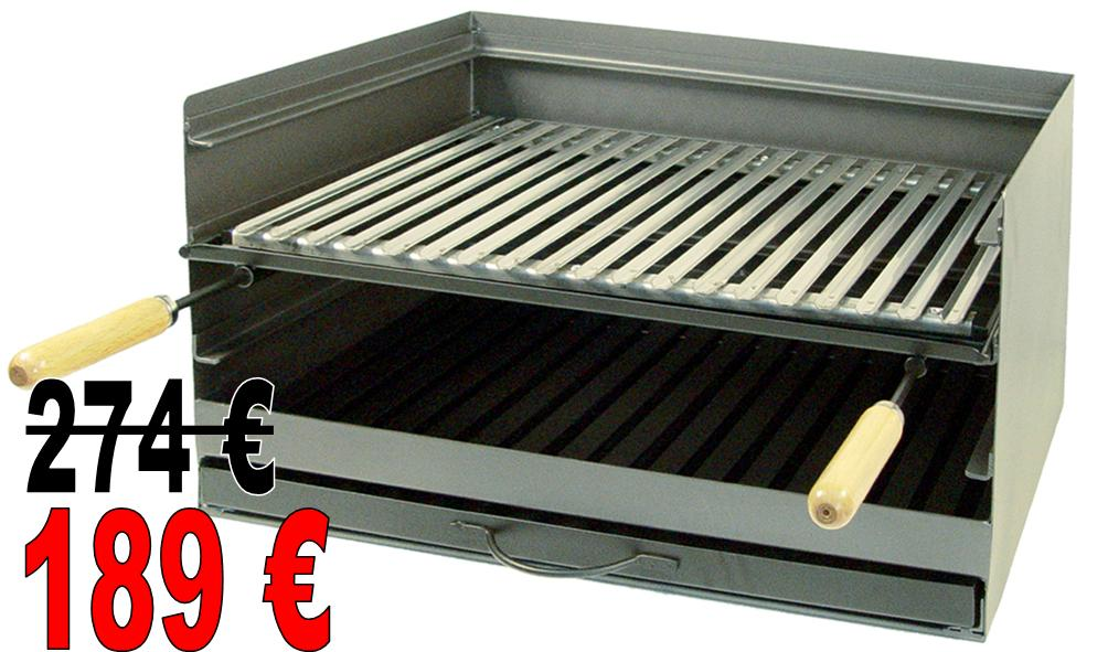 Barbecue encastrable